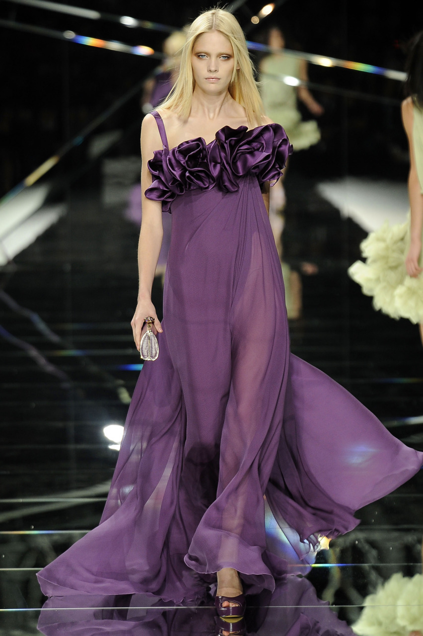 fashion-ocd:  Elie Saab spring 2009