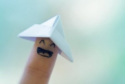 Happy finger.