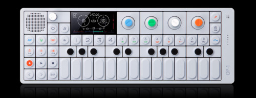 uxuiuxui:  OP-1 by Teenage Engineering via @keenan_cummings