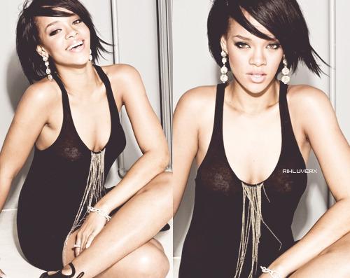 Happy 24th Birthday Rihanna !!