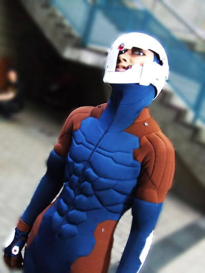 dorkydoezit:  Grey Fox Cosplay