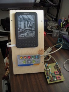playtraybag:  Accessible Kindle