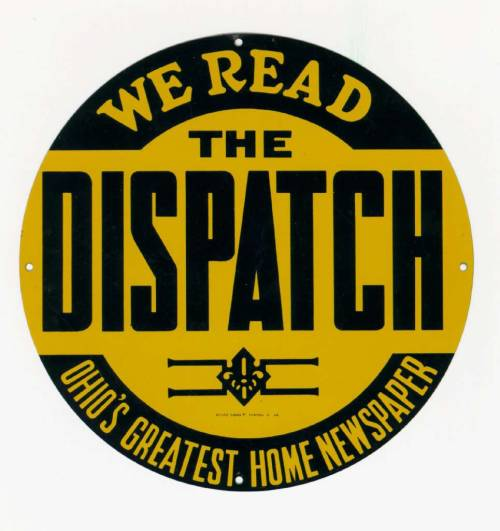 "fuckyeahohio:  columbusdispatch:  Have you seen our Dispatch history page, put together by Dispatch librarian Linda Deitch? A highlight from her timeline: On July 1, 1980 — exactly 109 years after its first issue was published — The Columbus Dispatch published the first ""online"" newspaper when it began beaming news stories through the CompuServe dial-up service. The Dispatch was the first daily newspaper in the country to test the new technology. Users paid $5 per hour (!!!) for the service, billed in one-minute increments.  Ohio has so many ""firsts"" it's almost rude to talk about it in front of other states.  ^^^"