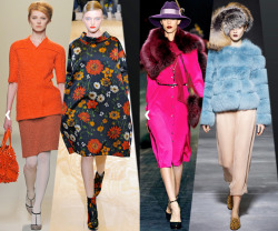 Make sure you're on trend this season with our Fall 2011 Trend Report! From dyed furs to sixties throwback, we've picked out the hottest Fall looks from the runways.