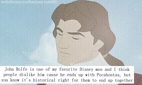 IT'S ALSO HISTORICALLY CORRECT FOR POCAHONTAS TO BE 12.