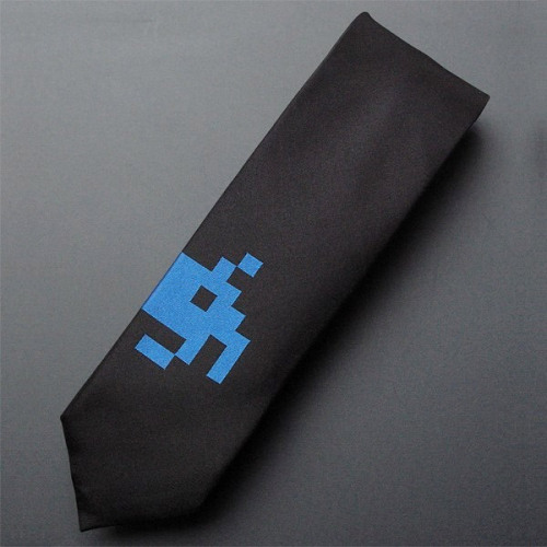 Space Invaders Tie Buy one here at Since1337. Also available in green.