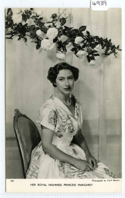 Princess Margaret Rose.