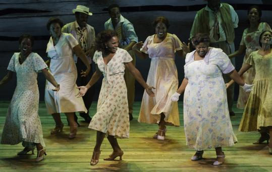 A 'Porgy' with spirit and heart - Audra McDonald shines in ART'S adaptation of Gershwin's classic love story.