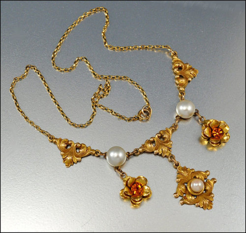 Edwardian necklace