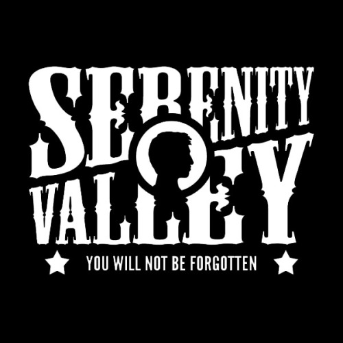 robotrobotrobot:  Get Serenity Valley for just £8/€9.5/$13 at http://othertees.com Pay tribute to all the brave Browncoats lost at the battle of Serenity Valley with this tee inspired by the wonderful Firefly.