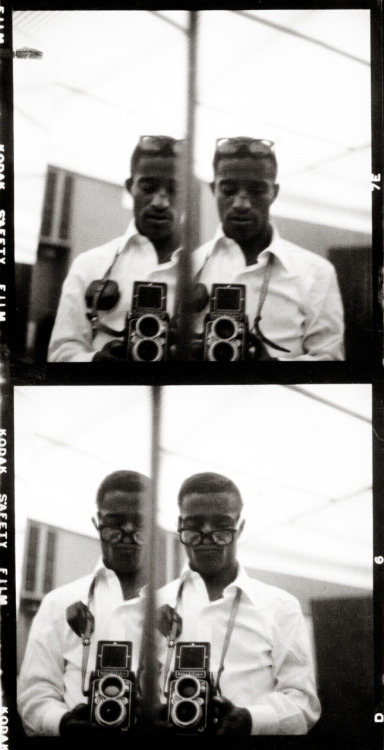 tinasinatra:   Self-portraits by Sammy Davis, Jr.