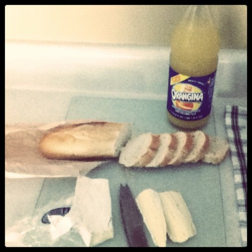Snack of champions (Taken with instagram)