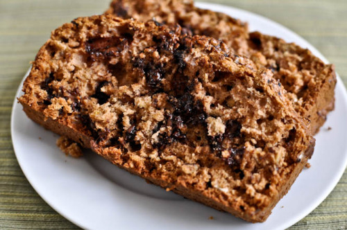 gastrogirl:  chocolate chunk oatmeal cookie bread.