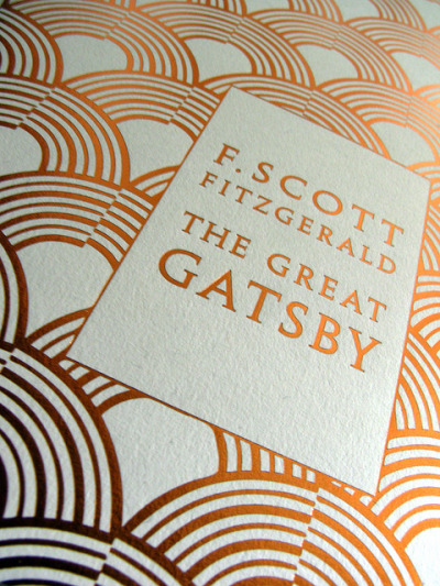 The Great Gatsby by overthemoon on Flickr.