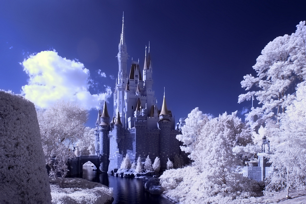 """Ice Castle""by ~Life by the Drop~"