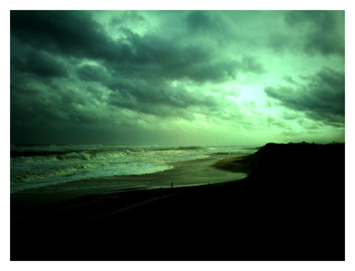 Another post Irene shot, Sag Main Beach, Sagaponack NY