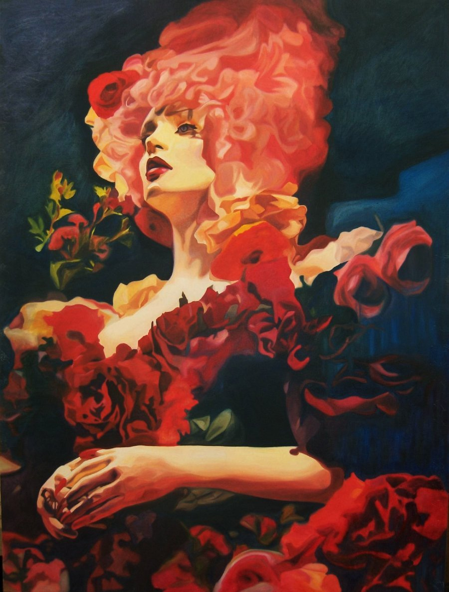The Rose (2011). Lana Stockton. (via)