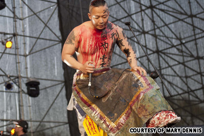 Beijing's loudest, lewdest live acts Shanghai might draw the big foreign music acts, but Beijing rules when it comes to homegrown talent. And that talent likes to stand out, be it through its sound, style, on-stage antics, or all three. So when you're feeling a little too safe, a little too normal, let one of these acts shake you up inside.