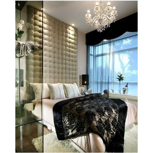 gevorgyan:  bedrooms - luxe modern luxe (clipped to polyvore.com)
