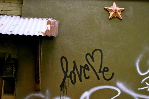 graffquotes:  Love me…