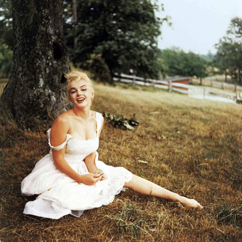 Marilyn Monroe by Sam Shaw 1957