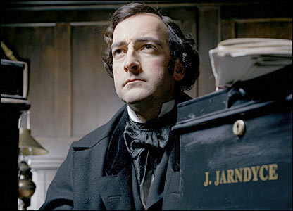 Alistair McGowan in Bleak House.