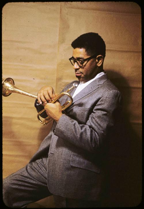 radiochantier:  Dizzy Gillespie