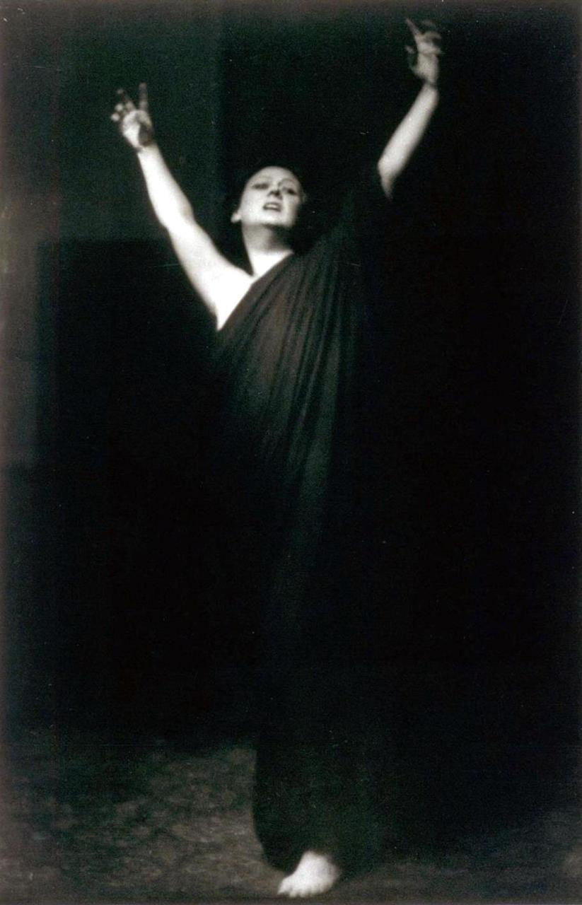 Newest obsession: Isadora Duncan