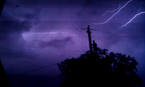 Mm lightening <3