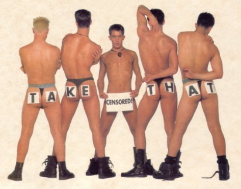 likethisdirtypop:   31 days of Take That Day 30. I love Take That because… because camp is not just a row of tents.