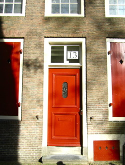 Red Light District - Amsterdam, The Netherlands