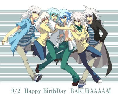 rasenhadou:  743 syrusmarufuji:  noselfpreservation:  HUG ALL THE BAKU  OH jesus klsadjlk   YES. Intense Bakushipping plz X3