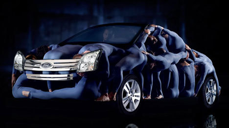 Human Car by Ford Canada