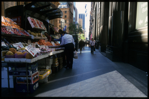108-008 on Flickr.Pitt Street at Rowe Street