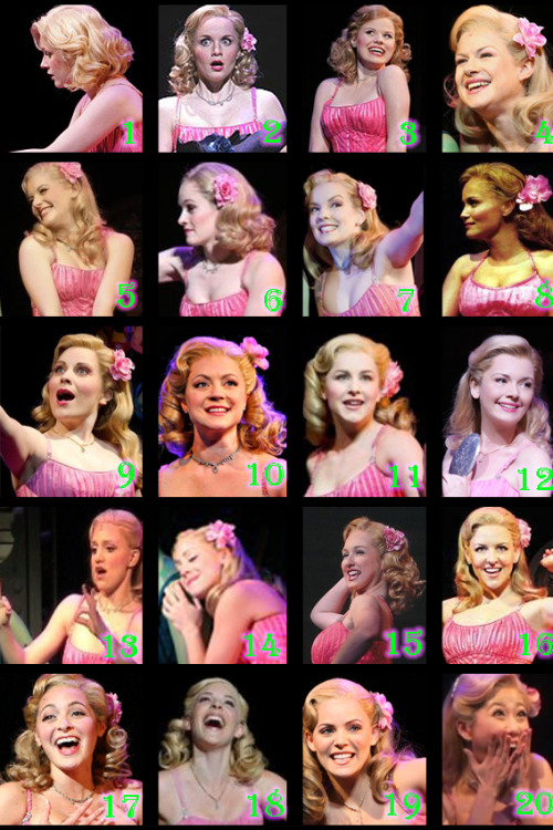 strictlywicked:  GALINDA QUIZ 100th POST! Let's Play A Game To celebrate strictlywicked's 100th post i reckon we should play a little game just for fun. THE GAME I will post a picture and in the picture will be 20 Galindas'. you need to try and name all 20 of them. send me a message with the number and the name of the Galinda. ~~~~~~~~~~~~~~~~~~~~~~~~~~~~~~~~~~~~~~~~~~ YOU MUST MESSAGE ME ~~~~~~~~~~~~~~~~~~~~~~~~~~~~~~~~~~~~~~~~~~ if you don't message me then you will be giving away the answers. the winners will get a shout-out. You just have to name them all right to win. no prize, sorry guys. still working on sperate quizzes for the UK, US and AUS. the prize will be with that.