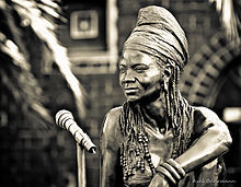 lifeofgayboy:  LGBTQ Icons of Africa - Brenda Fassie- Outrageous Pop singer from south Africa who was bi. Bisi Alimi- Nigerian Gay rights activist. Was firs nigerian to nationally anounce his homosexuality. Nelson Mandela- First Sout African president. Ended Arpatheid after spending 27 years in prison. Rowland jide Macauley- Nigerian gay christian theologian who has a law degree and masters degree and is self employed. Djo Tunda Wa Munga- Movie director from Democratic Republic of Congo whose new movie feature two lesbian lovers.