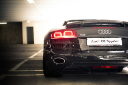 automotivated:  Audi R8 V10 Spyder (by TheBjoerkman)