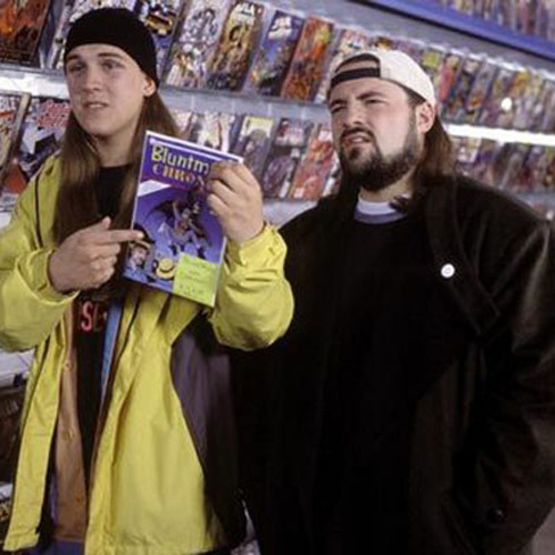 "Greenlight for Kevin Smith's Secret Stash TV show AMC has commissioned the TV series Secret Stash, produced by Kevin Smith and set in a world familiar to fans of Jay and Silent Bob: the comic-book store.  ""Draper. Meth. Zombies. This show couldn't be on a better network. AMC is to television what Miramax was to cinema back when I first got in the game - they're the premier destination for any story-teller looking to spin an offbeat yarn that no other outlet has the stones to touch,"" said Smith."