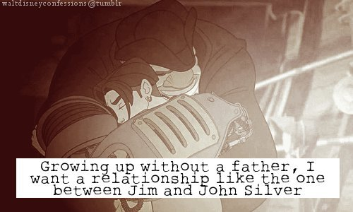 Why the relationship between john and