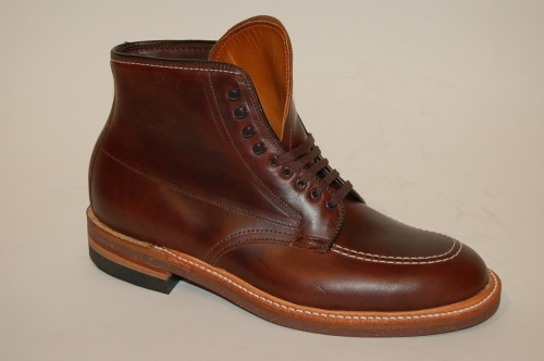 Alden chromexcel w/ neoprene cork sole
