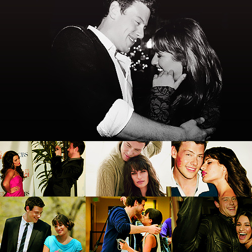 """As long as I get to have scenes with Cory, it just makes me really happy, really happy."" - Lea Michele"