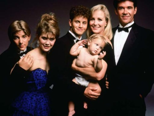 Such a great cast photo for the 1989-1990 season of Growing Pains.