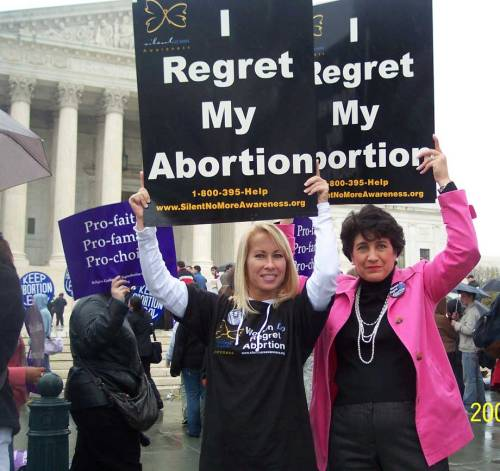 "Largest ever study finds abortion increases risk of severe mental health problems by 81% ""….the largest  quantitative estimate of mental health risks associated with abortion  available in the world literature.""  The research revealed that abortion was associated with a 34%  increased risk for anxiety disorders; 37% greater risk of depression;  110% greater risk of alcohol abuse and 220% greater risk of marijuana  use/abuse.  Abortion was also linked with a 155% greater risk of attempting to commit suicide."