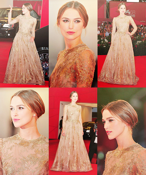 "keira knightley ""a dangerous method"" venice film festival première (2011)    I cannot."