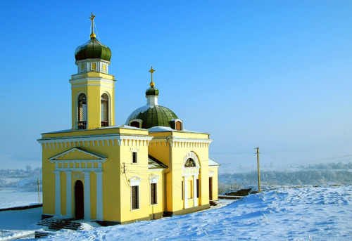 Khotyn Church, Ukraine by abaransk on Flickr.