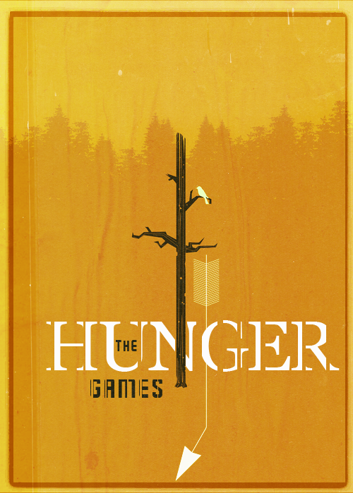 Poster Remake | [The Hunger Games] - asked by killaheart