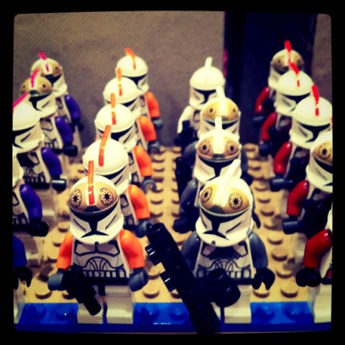 rickwebb:  Lego (Taken with Instagram at Dragon*Con 2010)