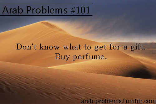 arab-problems:  Submitted by dgeeg.  So true.