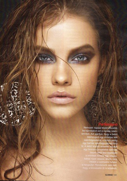 they.call.it.beauty - editorial barbara palvin . glamour hungary . march 2011