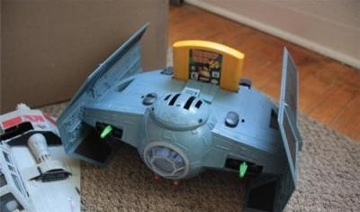 Yes, that's a modded N64. :-D